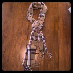 Accessories - Cashmere scarf